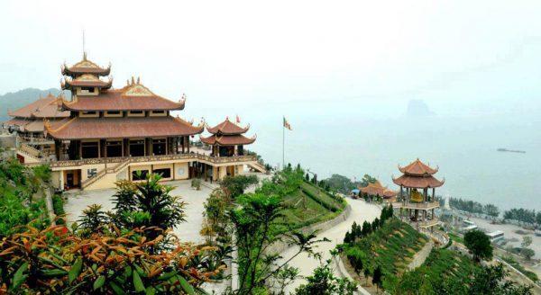 Tour Bà Chúa Kho - Cửa Ông - Chùa Ba Vàng - Ý Việt tour