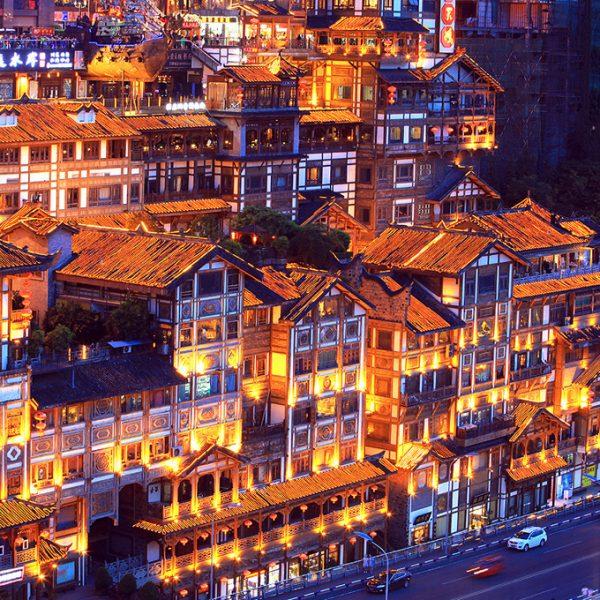 Tour Thành Đô 6 ngày 5 đêm- Trung Quốc- Du lịch Ý Việt